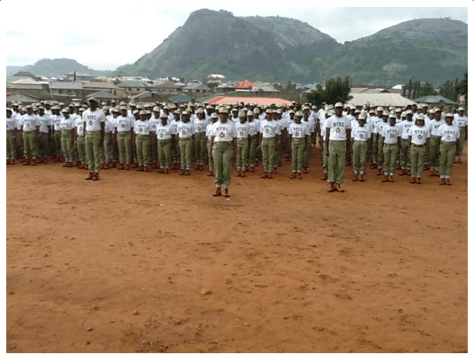 Abuja NYSC Camp pic 2