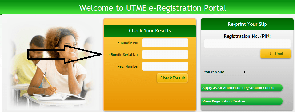 JAMB 2014 Result Checker Is www.jamb.org.ng/Unifiedtme3