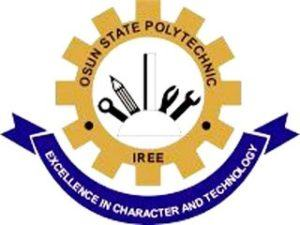 Osun State Poly Iree HND Admission List