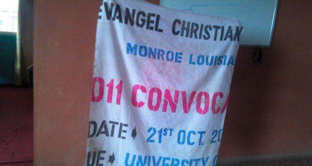 Evangel University of America Egan Igando