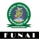 FUNAI Admission List 2014/2015 (1st Batch) Released
