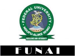 FUNAI Post-UTME 2014 Form, FUNAI Pre-degree, Foundation 2014/2015, FUNAI School Fees 2014/2015
