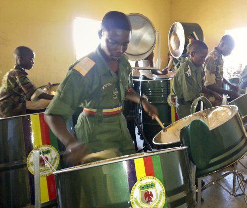 Military School: Nigerian Military School Zaria