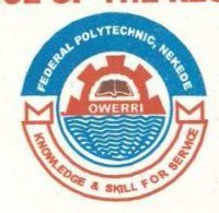 Federal Poly Nekede Part-Time Admission Form