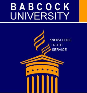 Babcock University Batch D Admission List, Babcock University