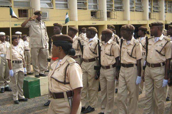 Nigeria Immigration Service Aptitude Test