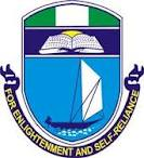 UNIPORT Part-Time Degree Supplementary Admission List