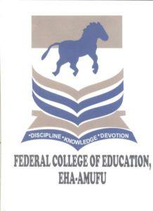 FCE Eha-Amufu Post-UTME Form
