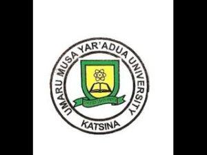 UMYU Freshers' Admission Letter