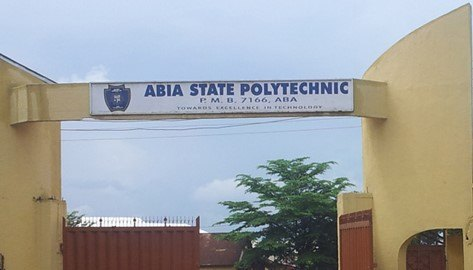 Abia State Poly HND Admission Form