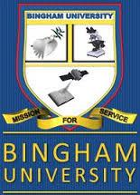 Bingham University Admission