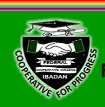 FCCIbadan Post-UTME & HND Admission Forms