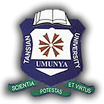 courses offered at Tansian University