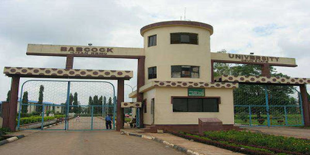 Babcock University School Fees Schedule – 2016/2017 Session ...
