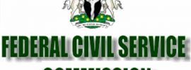 Federal Civil Service Commission Interview Timetable