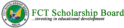 FCT Scholarship Board Application Forms