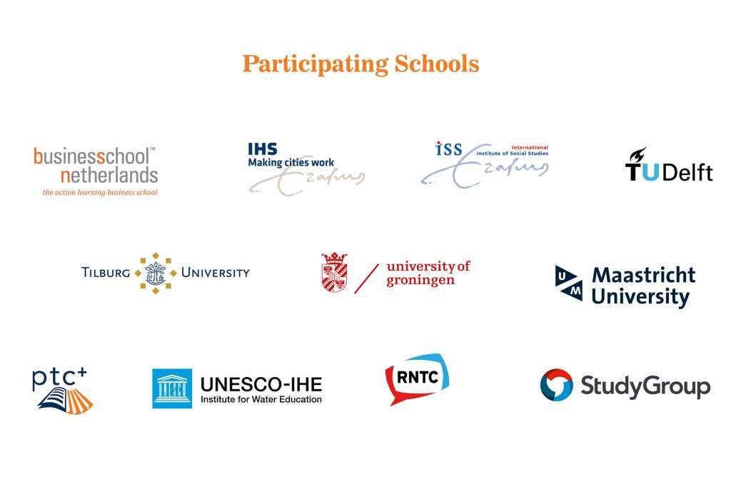 Participating Schools Study in Holland Fair