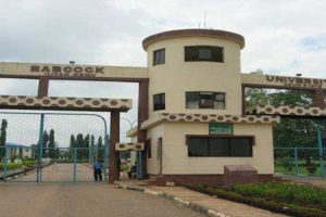 Babcock University Postgraduate Admission Form