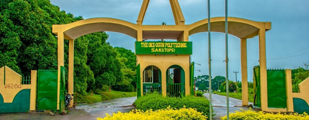 Courses Offered At The Oke-Ogun Polytechnic