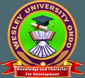 Wesley University Ondo Admission Form