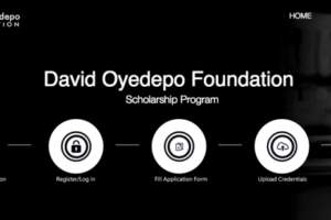 David Oyedepo Foundation Special Scholarship for Refugees
