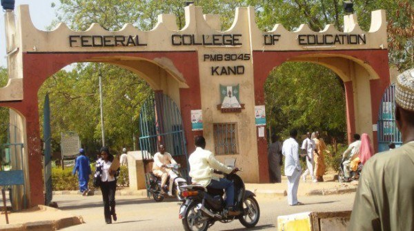 FCE Kano Pre-NCE 2017/18 Admission Form