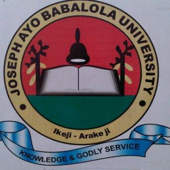 List of Courses Offered at Joseph Ayo Babalola University