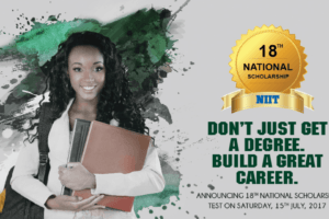 NIIT Nigeria Scholarship Result