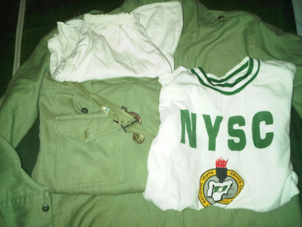 NYSC Disclaimer On Unauthorised Sales of Kits