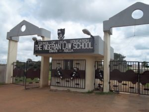 Nigeria Law School Admission Application
