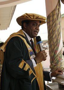 Donald Duke Offers GOU's Best Graduating Student $10,000