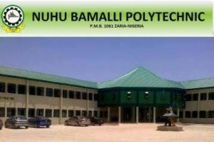 NUBAPOLY HND Admission Form