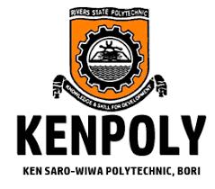 KENPOLY Bori HND & Pre-ND Admission Form