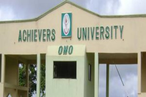 Achievers University Online Test Guidelines